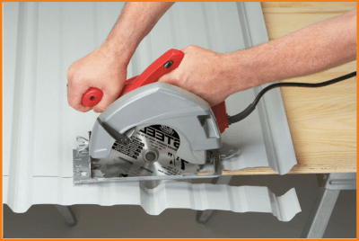 электропила для листа металла