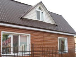 покупка профнастила для крыши